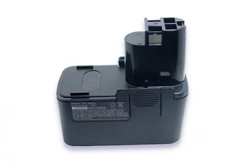 Bosch GSR 9,6V 2Ah Ni-MH helyettesítő akku