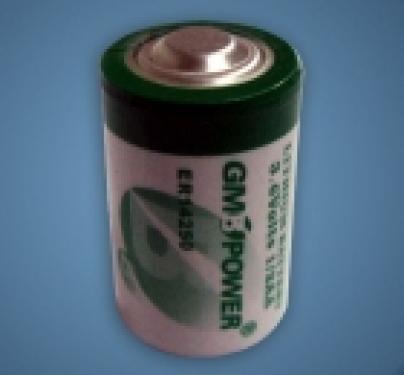 ER14250 3,6V 1/2AA lítium elem