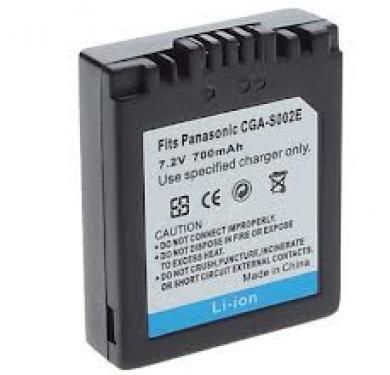 Panasonic CGA-S002 helyettesítő akku