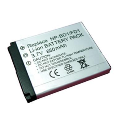 Sony NP-BD1 helyettesítő akku