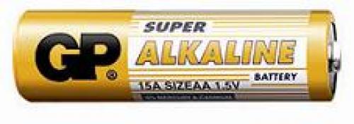 1,5V AA ceruza alkáli GP elem