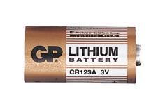 GP CR123A lítium elem