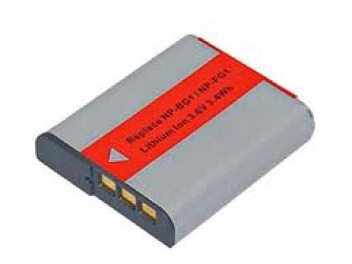 Sony NP-BG1 / NP-FG1 helyettesítő akku