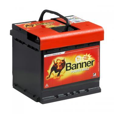 Banner Power Bull 12V 44Ah 420A jobb pozitívos autóakku