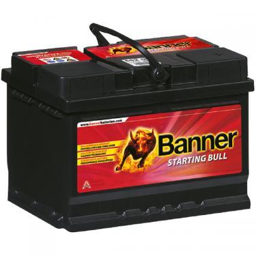 Banner Starting Bull 12V 55Ah 450A jobb pozitívos autóakku