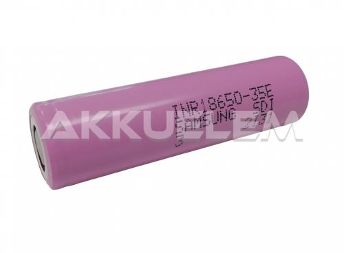 INR 18650-35E Samsung 3500mAh Li-ion akkucella