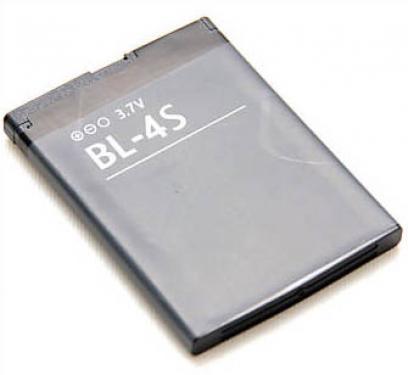 Nokia BL-4S 650mAh helyettesítő akku