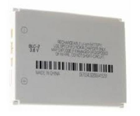 Nokia BLC-2 1100mAh helyettesítő akku