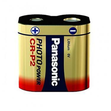 Panasonic CR-P2 lítium elem