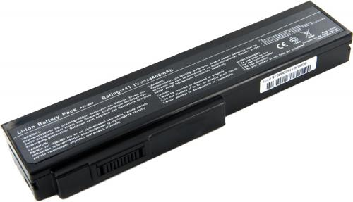 TitanBasic Asus A32-N61 4400mAh helyettesítő akku