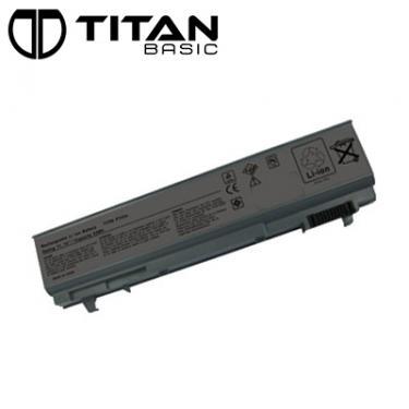 TitanBasic Dell Latitude E6400 4400mAh helyettesítő akku