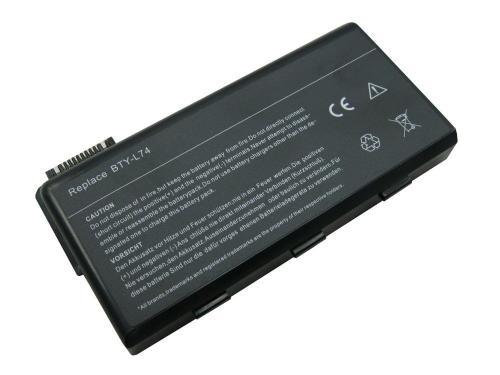 TitanBasic MSI BTY-L74 4400mAh helyettesítő akku