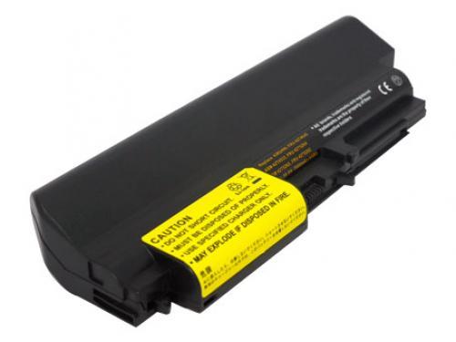 """TitanEnergy IBM ThinkPad R61 / T61 Widescreen 14"""" 7800mAh helyettesítő"""