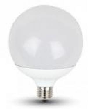 V-TAC 17W E27 LED 1520lm meleg fehér (3000K) nagygömb alakú