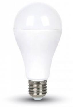 V-TAC 17W E27 LED 1800lm meleg fehér (3000K)
