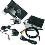 Mikroszkópkamera Nagyítás: 10 ... 500-szoros