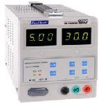 Labortápegység 0-30 V  0-5A  P 6070