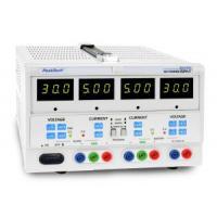 Labortápegység  2x 0-30V/ 2x 0-5 A PeakTech 6075