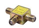 F elosztó 1x bemenet - 2x kimenet 5-900 MHz