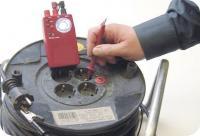 Folytonosságvizsgáló 400 V-ig