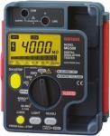 MG 500 Digitális szigetelési-ellenállás mérő