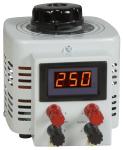 Toroid Tápegység Szabályozható 0-250 V 2 A, 500 W digitális kijelző