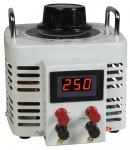Toroid Tápegység Szabályozható  0-250 V 4 A 1000 W digitális kijelző