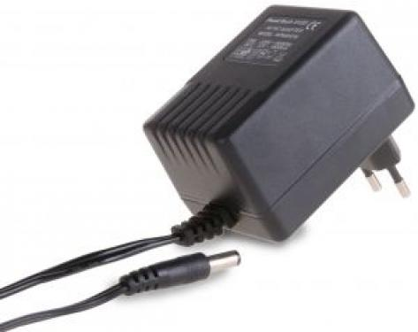 AC/AC adapter 12 V, 1,6 A