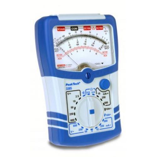 Multiméter analóg 2,5-600 V DC, 10-600 V AC  P 3385