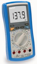 Multiméter Digitális. DCV,ACV,DCA,ACA Ohm, Kap.,Indukti, Frekv. P 3725