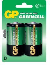 Góliát elem féltartós 1,5 V GP 2 db