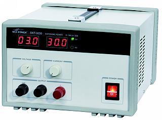 Labortápegység  0-30 V,  0-30 A SNT-3030