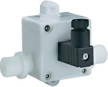 Átfolyásmérő 0,5-16,5 liter/perc