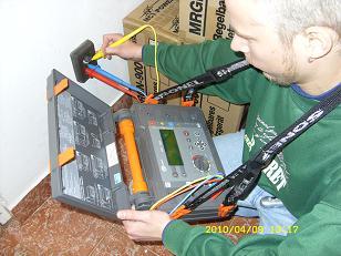 Érintés és tűzvédelmi felülvizsgálat