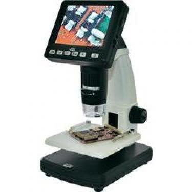 Digitális  mikroszkóp-kamera 20-500 x nagyítás