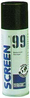 SCREEN 99 üveg/monitor/televízió képernyő tisztító hab 400 ml