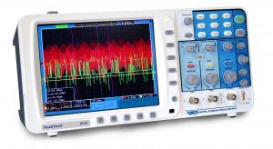 Digitális tárolós oszcilloszkóp 60 MHz/2 CH, 250 MSa/s, P 1240