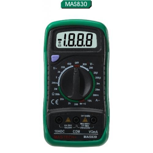 Multiméter digitális 3 1/2 digites