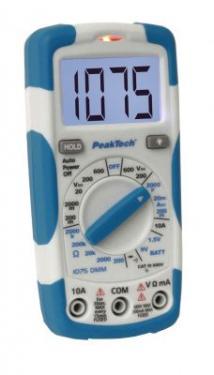 Digitális multiméter 3 ½ digit  P 1075