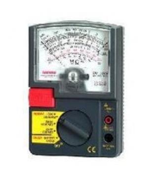 DM 5218S analóg szigetelési-ellenállás mérő