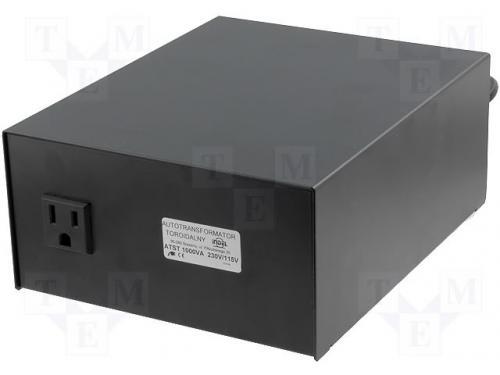 Feszültség konverter 230 V->110 V  1000 W