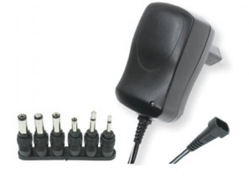 Hálózati adapter 230 V-> 3-12 V 600 mA