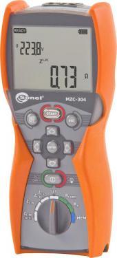 Hurokellenállásmérő  220/380V, 230/400V, 240/415V, 45...65Hz