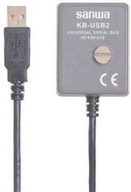 KB USB7 Optikai átalakító USB kábel + Szoftver