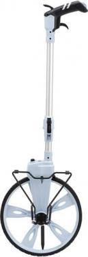 Távolságmérő, mérőkerekes, összehajtható 9999,9 m-ig