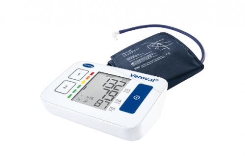 Veroval vérnyomásmérő, kalibrálva