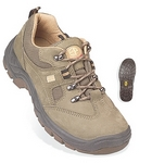 EMERALD (S1P) khakizöld nubuk  LEP22-es cipő