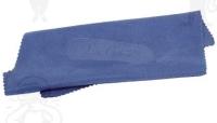 Lux Optical 61421-es mikroszálas szemüvegtörlő kendő kék