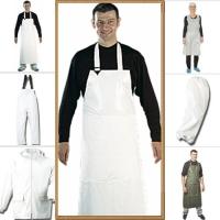 Food kötény, könnyű, vegyszerálló  210g/m2 PU anyag PVC háttal, 120 x