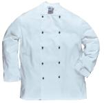 Portwest Cornwall séf kabát szakácskabát  C831